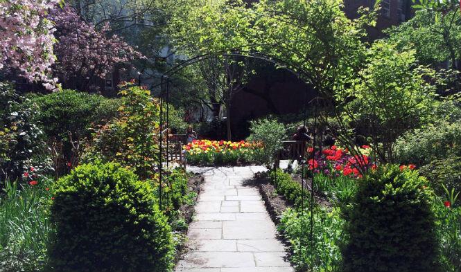 Our Gardens St Luke In The Fields