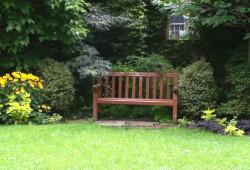 8 Garden Bench