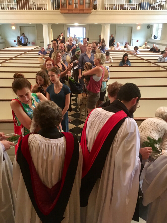 Blessing of the Animals 2017 1