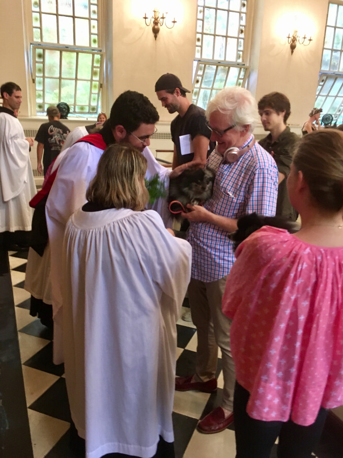 Blessing of the Animals 2017 24