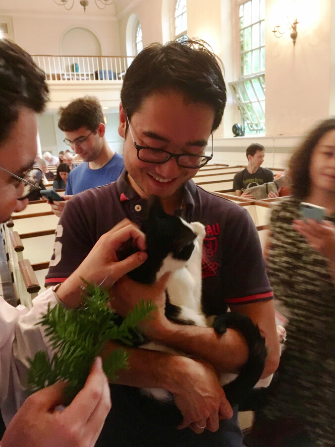 Blessing of the Animals 2017 41