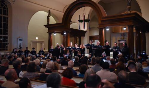 Choir of St. Luke in the Fields Concert