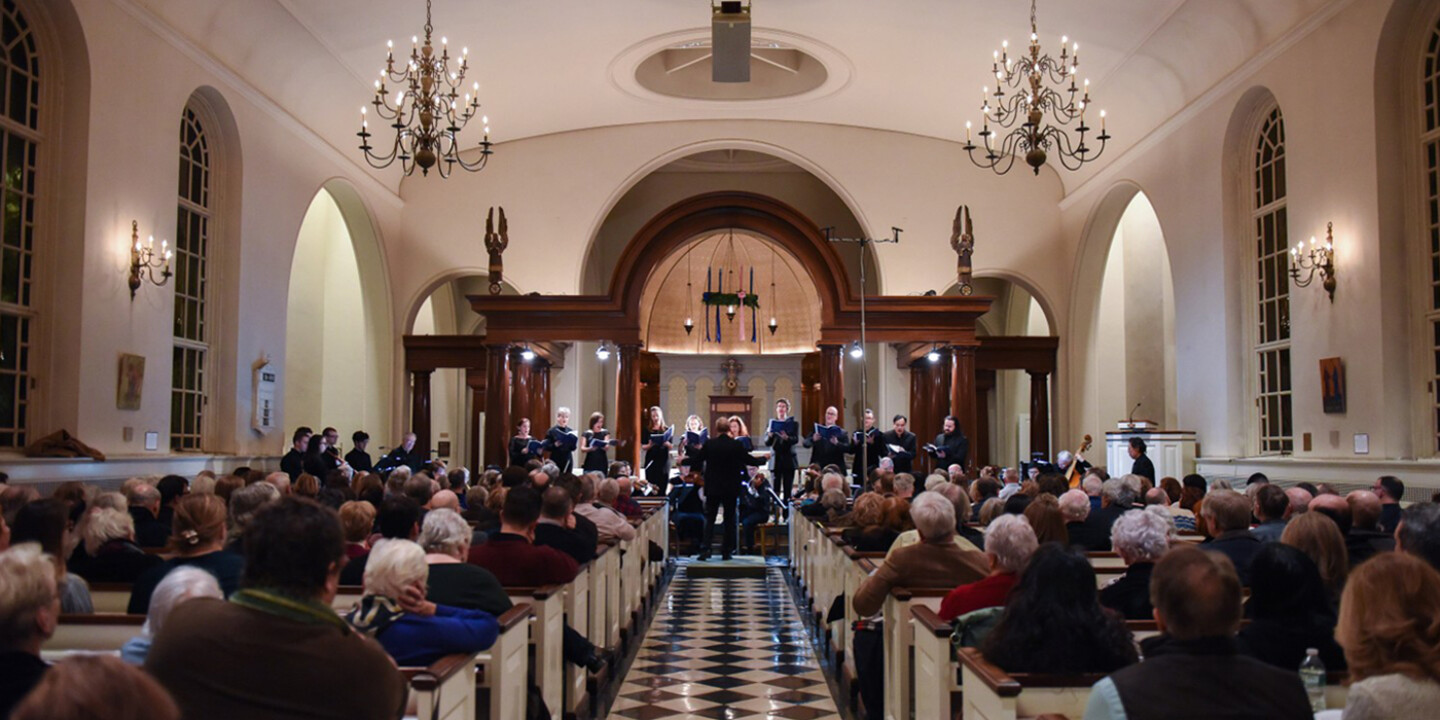 Concerts at St. Luke's