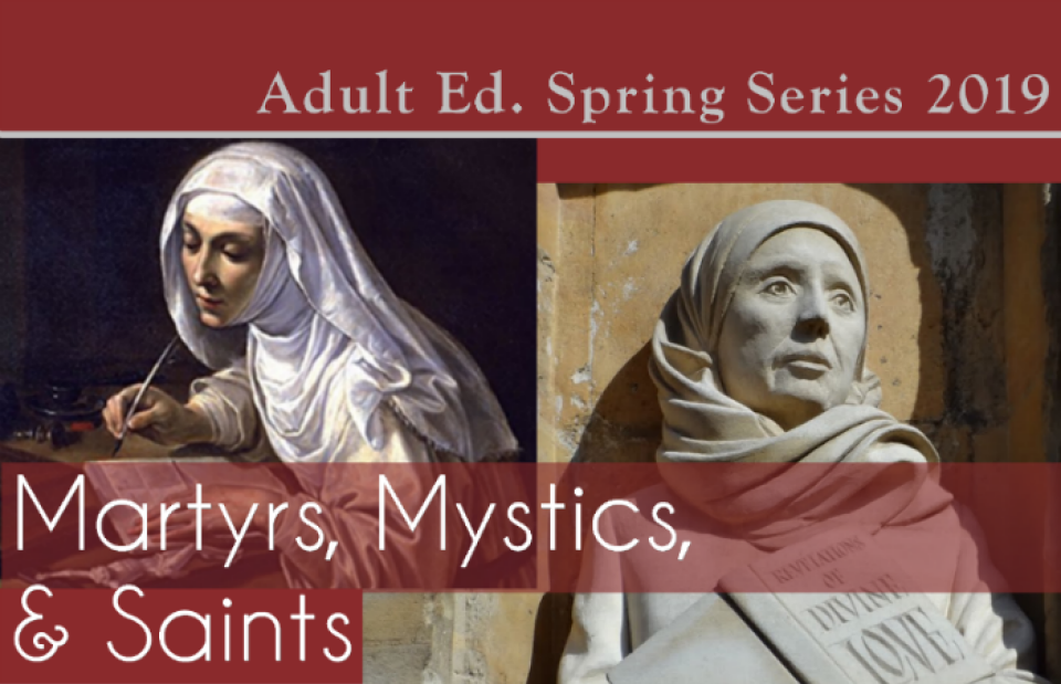 Adult Ed | Perpetua: Why Martyrs Matter