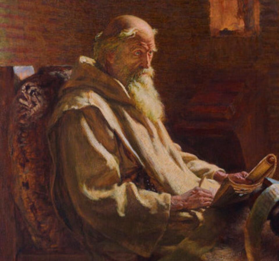 Adult Ed | The Venerable Bede, Saint