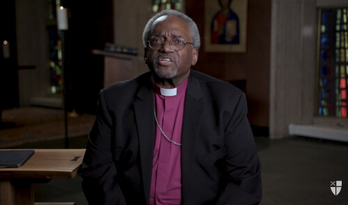 A Message from Bishop Curry