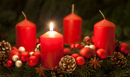 Advent 1: In Person and Online
